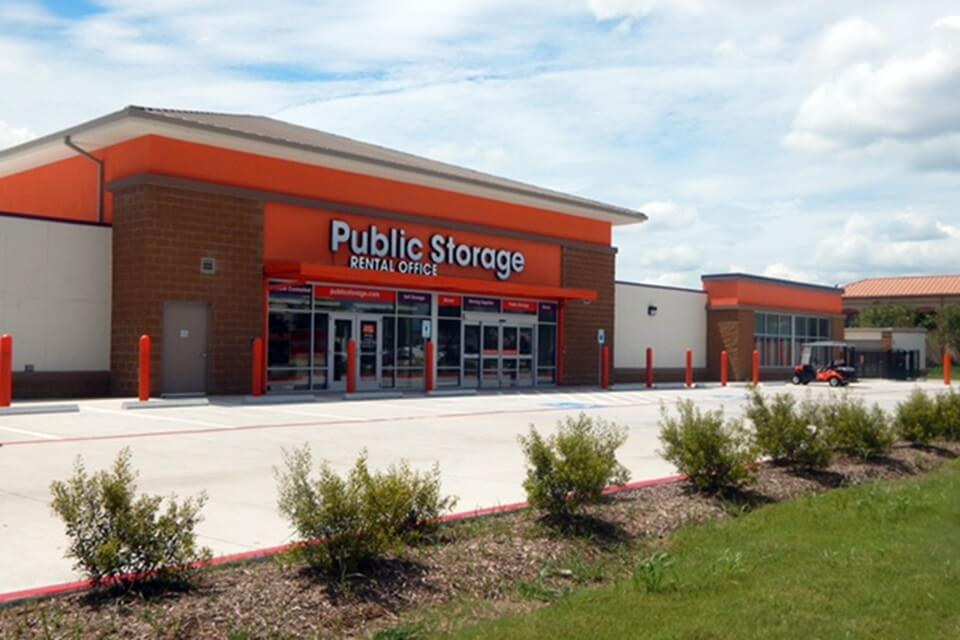 public storage 2760 brownstone place pearland tx 77584 exterior