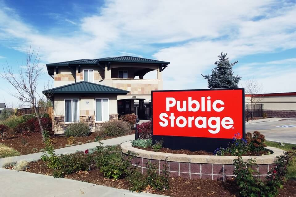 public storage 5900 s gun club rd aurora co 80016 exterior