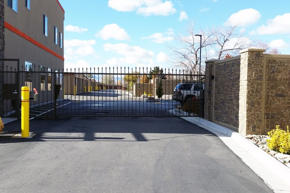 public storage 6832 s state street midvale ut 84047 security gate