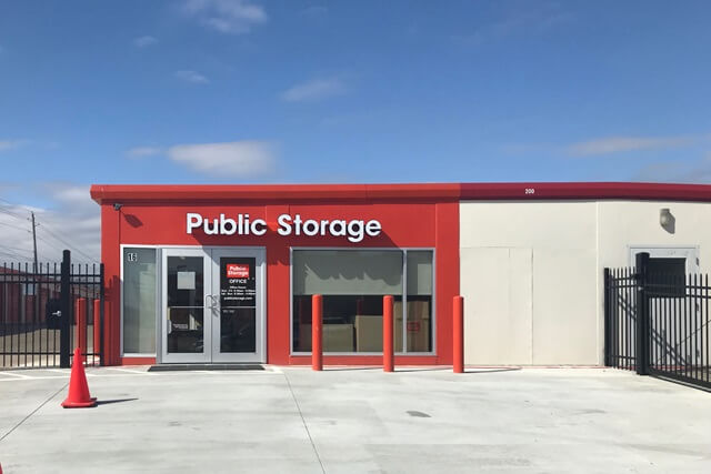 public storage 1650 n 9th st broken arrow ok 74012 exteriora
