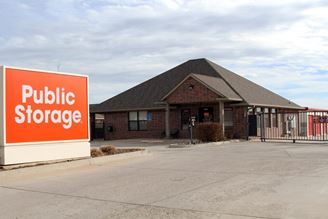 public storage 9720 sw 15th st oklahoma city ok 73128 exterior 1