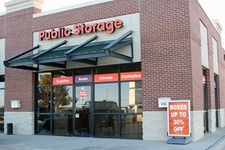 public storage 7825 s walker ave oklahoma city ok 73139 exterior 1