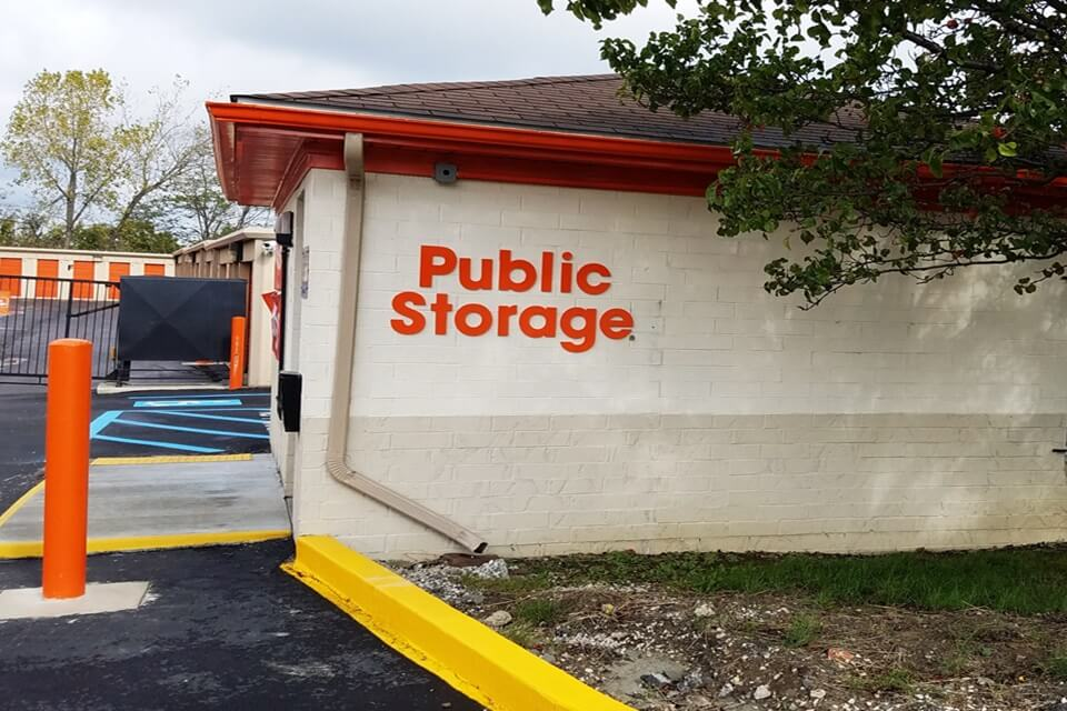 public storage 9100 postal drive broadview heights oh 44147 exterior