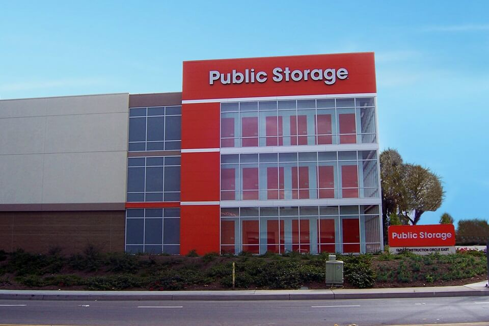 public storage 16452 construction circle s irvine ca 92606 exterior