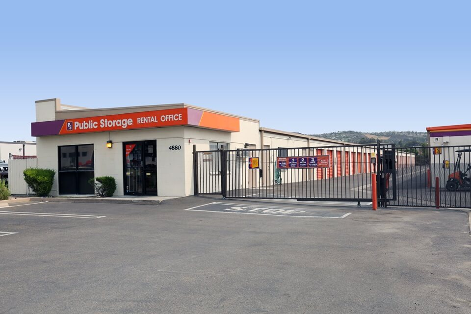 Self Storage Near 4880 E La Palma Ave In Anaheim Ca