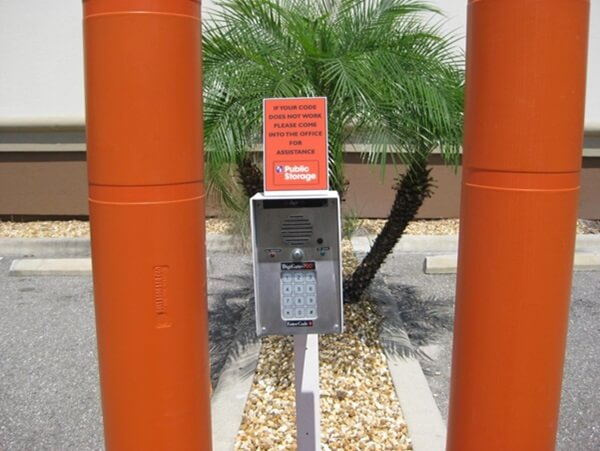 public storage 8354 w hillsborough ave tampa fl 33615 keypad