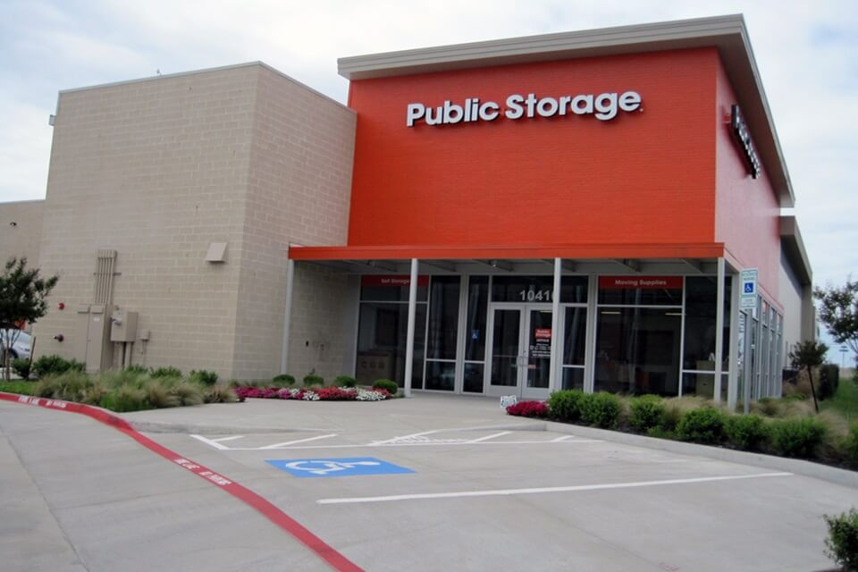 public storage 10410 e northwest highway dallas tx 75238 exterior