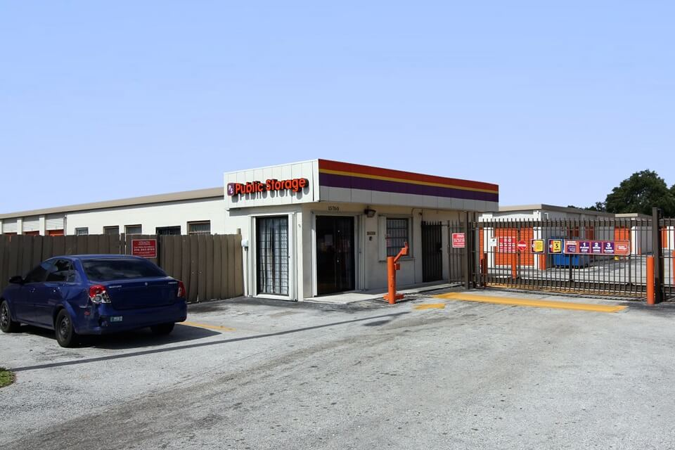 public storage 15760 nw 27th ave opa locka fl 33054 exterior