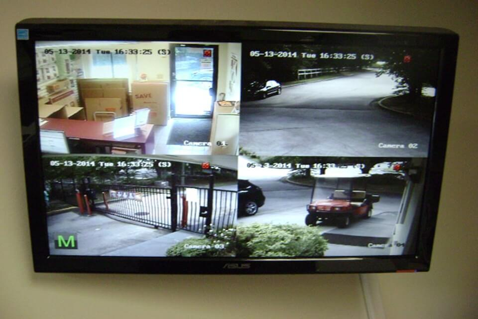 public storage 3421 auburn blvd sacramento ca 95821 security monitor