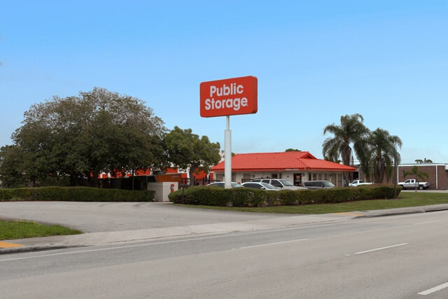 public storage 14101 south military trail delray beach fl 33484 exterior