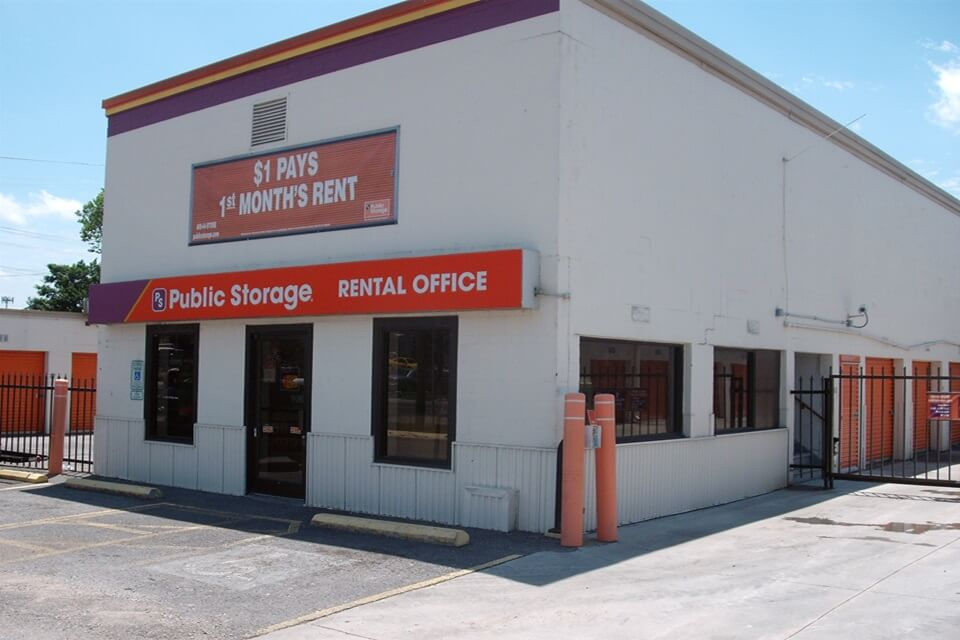 public storage 201 williams ave madison tn 37115 exterior