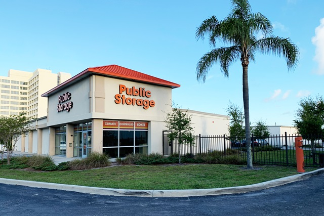 public storage 1155 belvedere road west palm beach fl 33405 exteriora