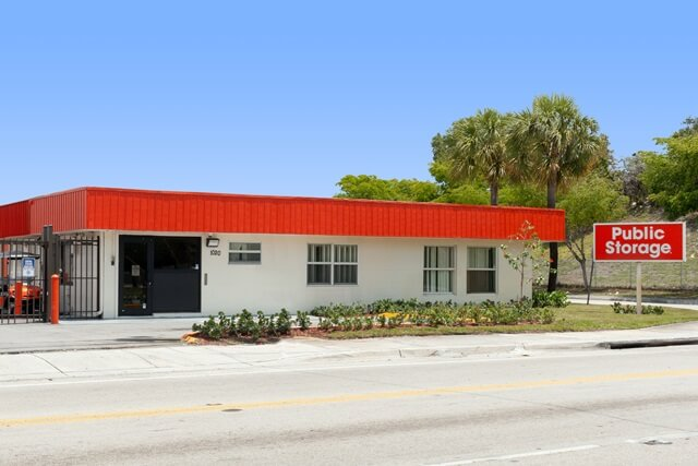 public storage 1020 nw 23rd ave ft lauderdale fl 33311 exteriorb