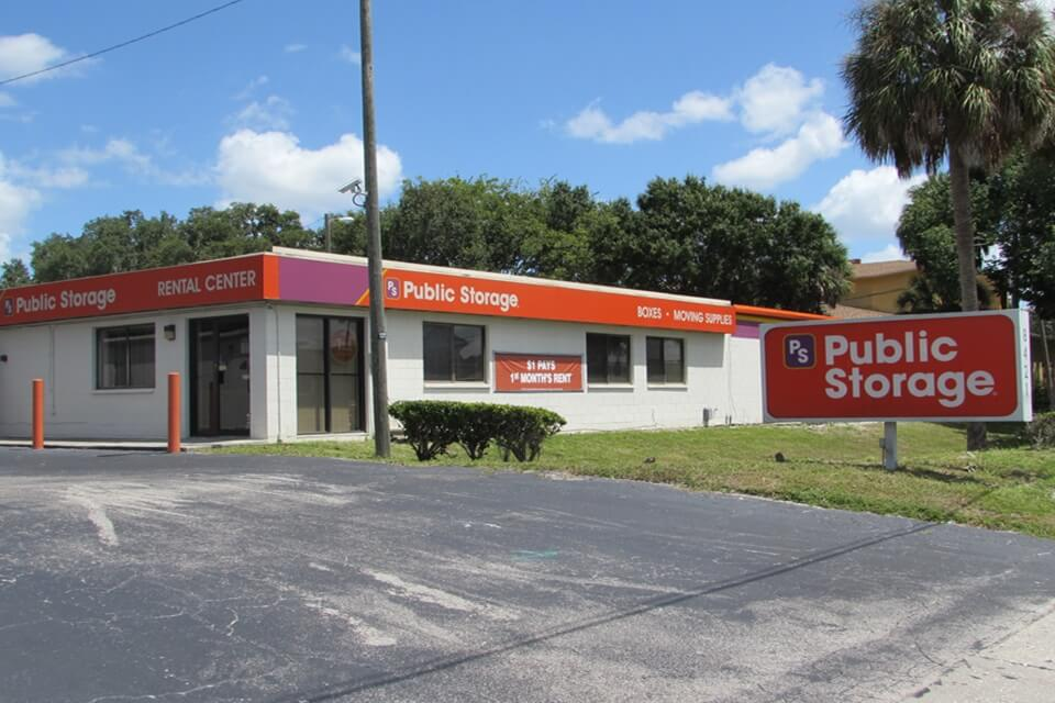 public storage 8421 w hillsborough ave tampa fl 33615 exterior