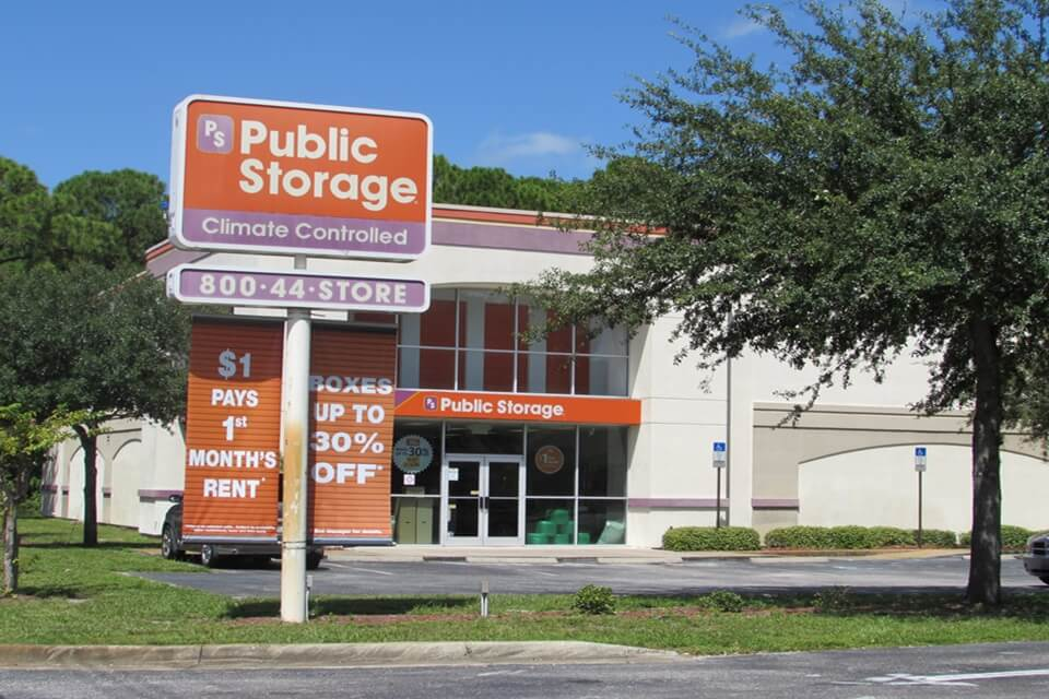 public storage 7803 w waters ave tampa fl 33615 exterior