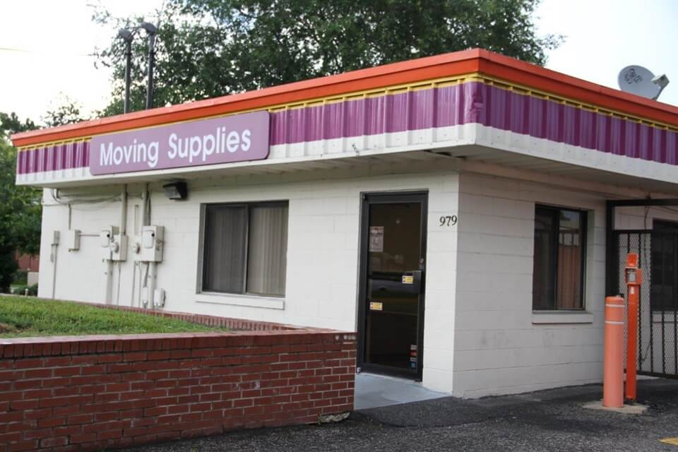 public storage 979 lane ave south jacksonville fl 32205 exterior