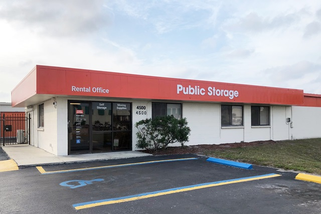 public storage 4500 34th street north st petersburg fl 33714 exteriora
