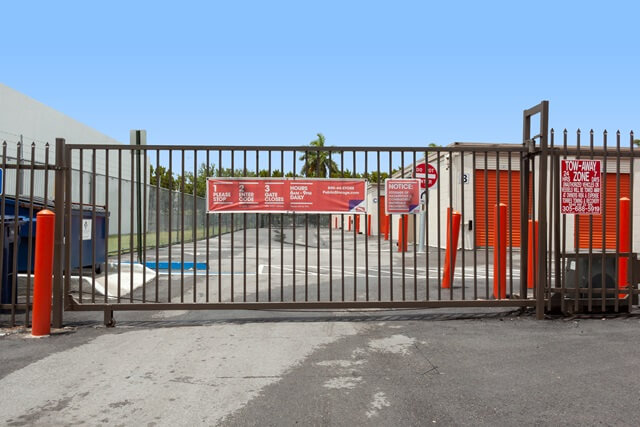 public storage 2445 nw 38th street miami fl 33142 security gateb