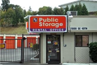 public storage 11800 se 40th ave milwaukie or 97222 exterior