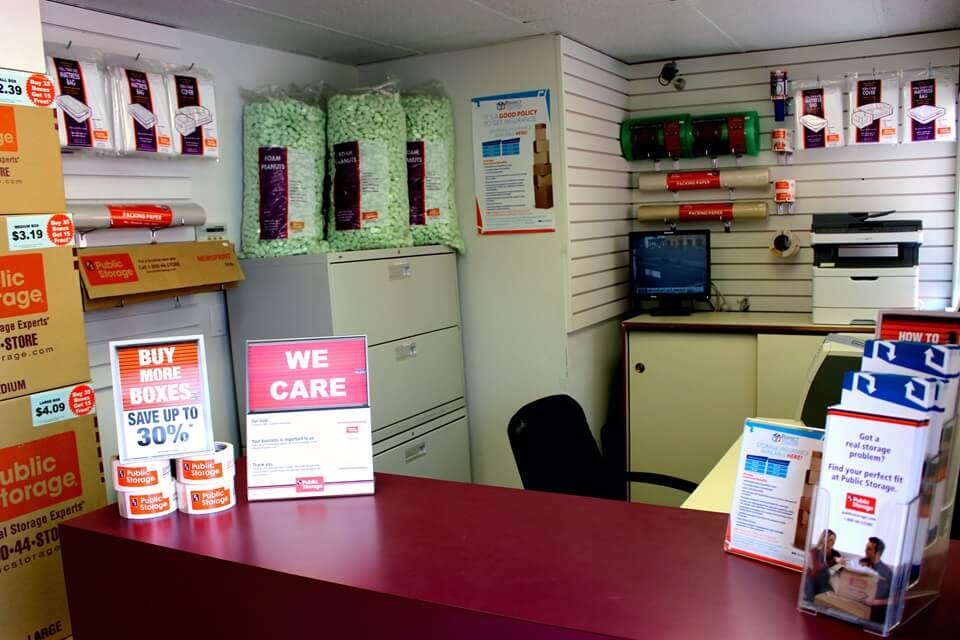public storage 11485 se 82nd ave happy valley or 97086 interior office