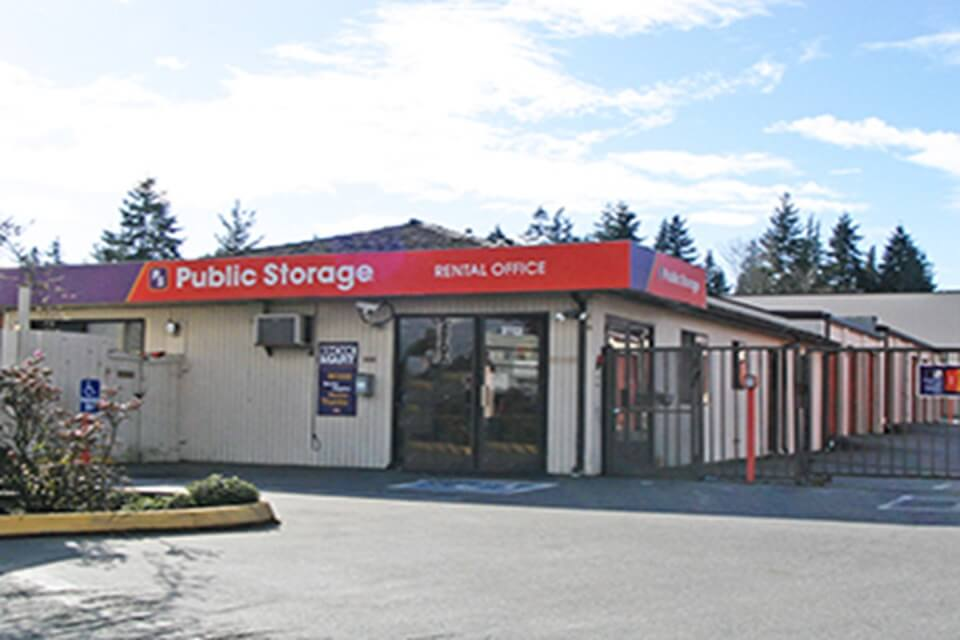 public storage 23010 highway 99 edmonds wa 98026 exterior