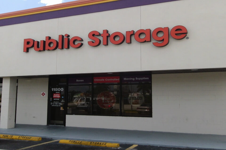 public storage 11800 s cleveland ave fort myers fl 33907 exterior