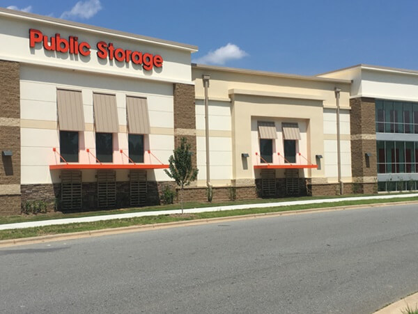 public storage 10219 bryton corporate center dr huntersville nc 28078 exterior