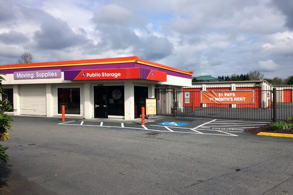 public storage 34701 pacific hwy s federal way wa 98003 exterior