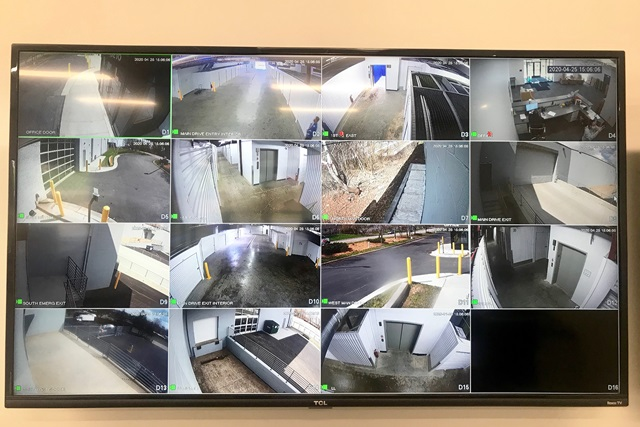 public storage 3216 winnetka ave n minneapolis mn 55427 security monitor