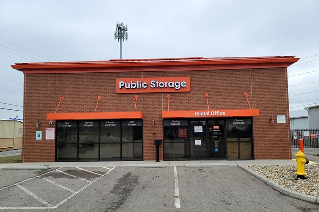 public storage 6159 maxtown rd westerville oh 43082 exterior