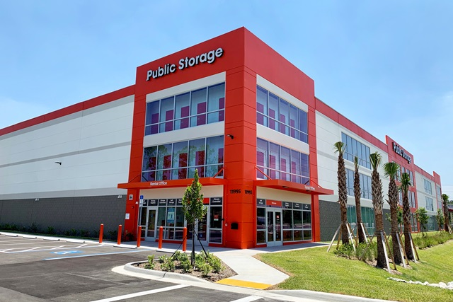public storage 11995 state rd 82 fort myers fl 33913 exterior