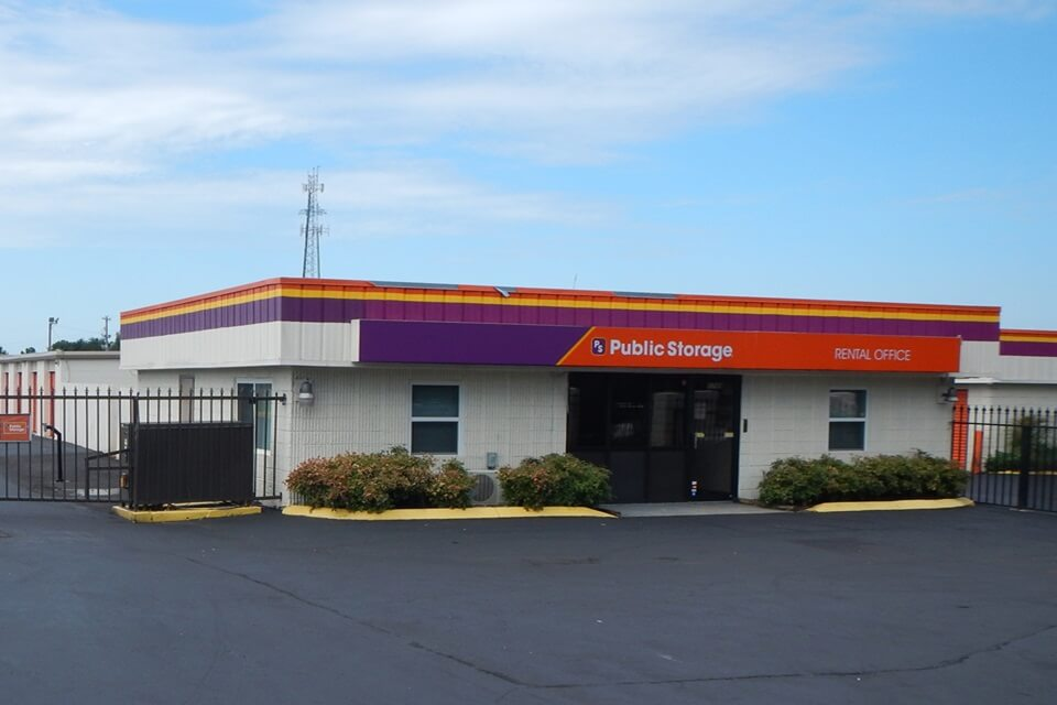 public storage 1749 white horse road greenville sc 29605 exterior