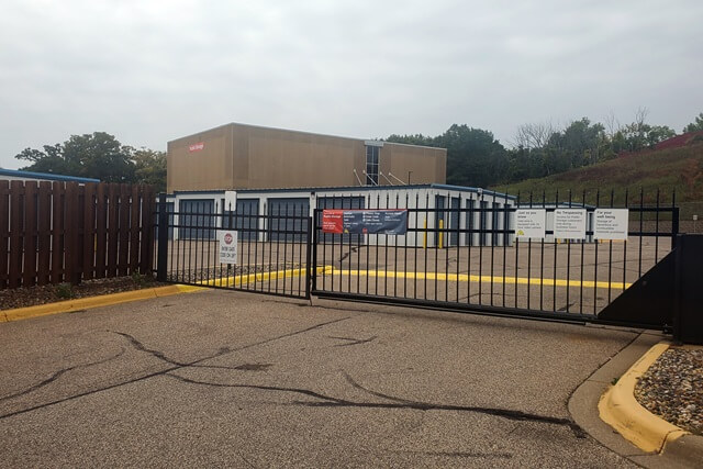 public storage 9735 s robert trail inver grove heights mn 55077 security gate