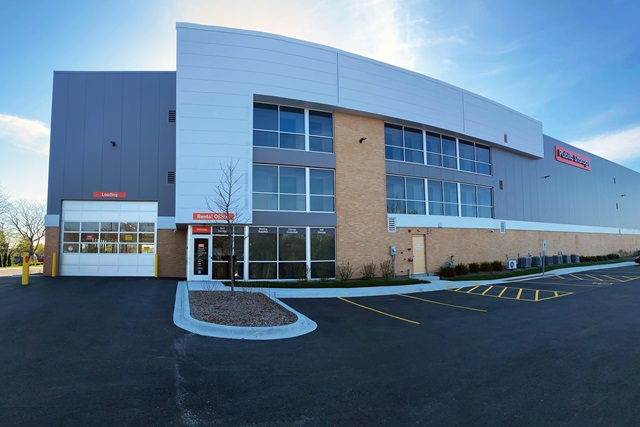 public storage 7830 kingery hwy willowbrook il 60527 exterior