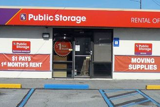 public storage 4889 old dixie hwy forest park ga 30297 exterior 1