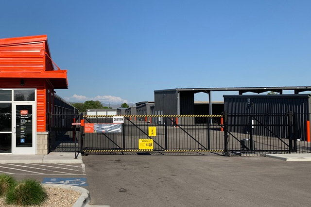 public storage 2902 s beverly st boise id 83709 security gate