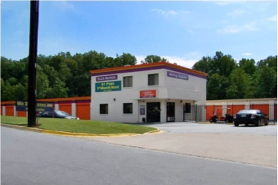 public storage 1790 woodberry ave east point ga 30344 exterior