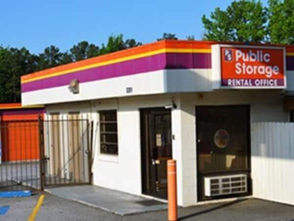 public storage 3291 camp creek pkwy east point ga 30344 exterior