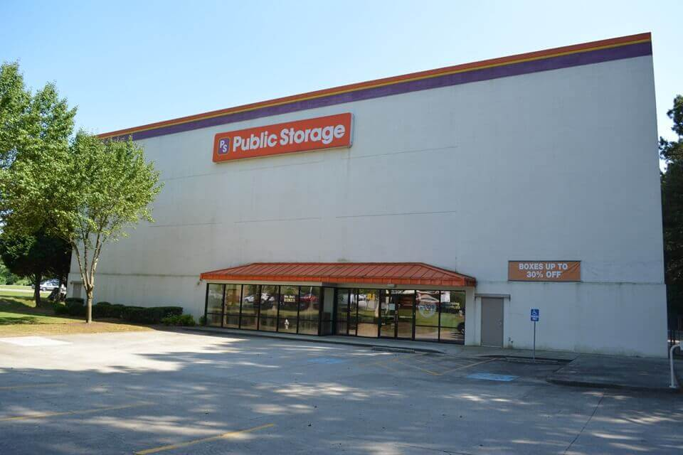 public storage 3265 holcomb bridge road peachtree corners ga 30092 exterior