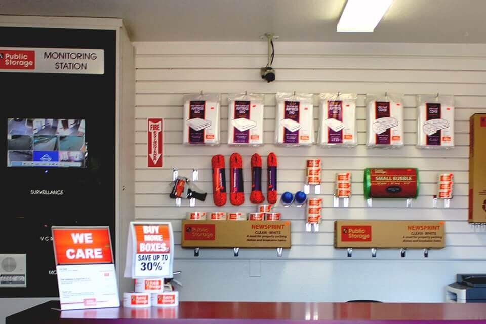 public storage 7402 se 92nd ave portland or 97266 interior office