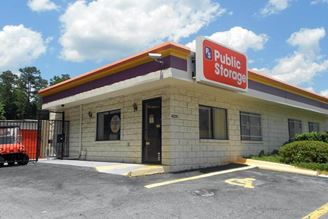 public storage 4200 snapfinger woods drive decatur ga 30035 exterior 1