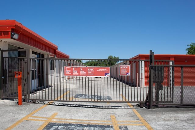 public storage 1425 austin highway san antonio tx 78209 security gatea