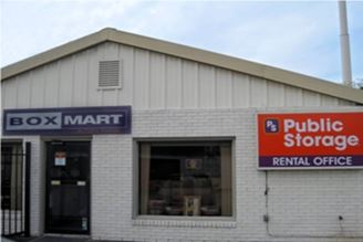 public storage 6712 ringgold road east ridge tn 37412 exterior 1