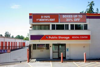 public storage 8520 phillips road sw lakewood wa 98498 exterior