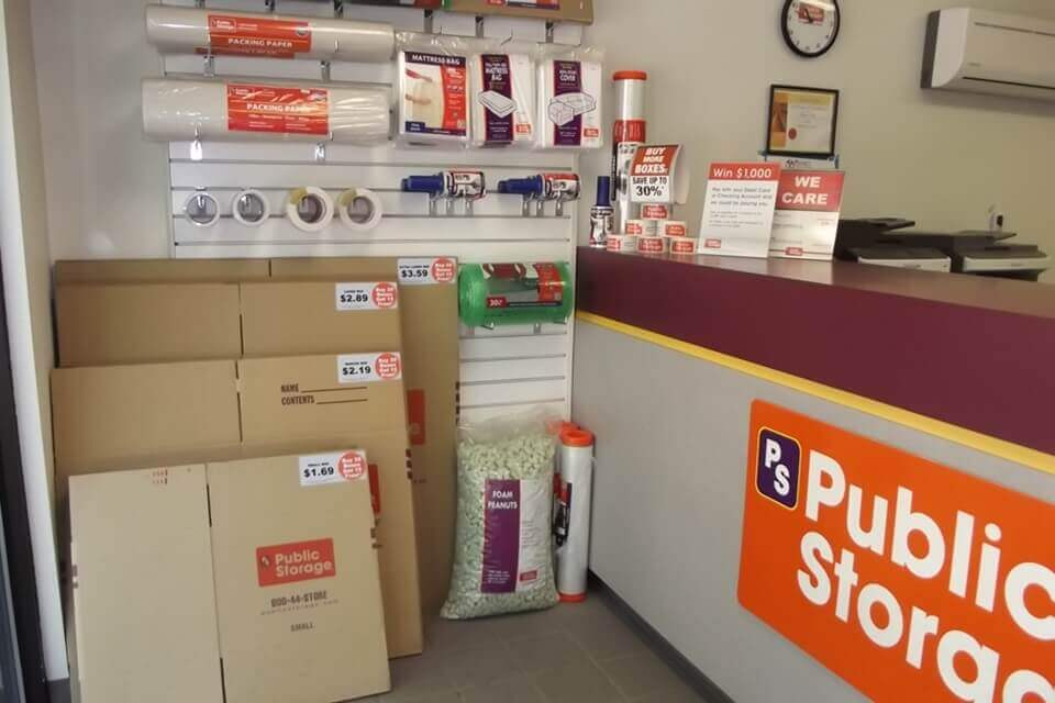 public storage 1293 w 84th ave federal heights co 80260 interior office