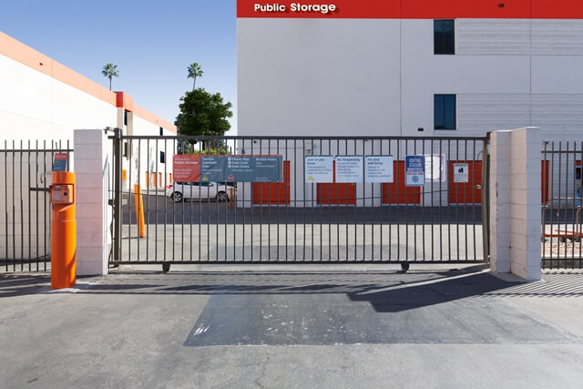 public storage 4820 san fernando rd glendale ca 91204 security gateb