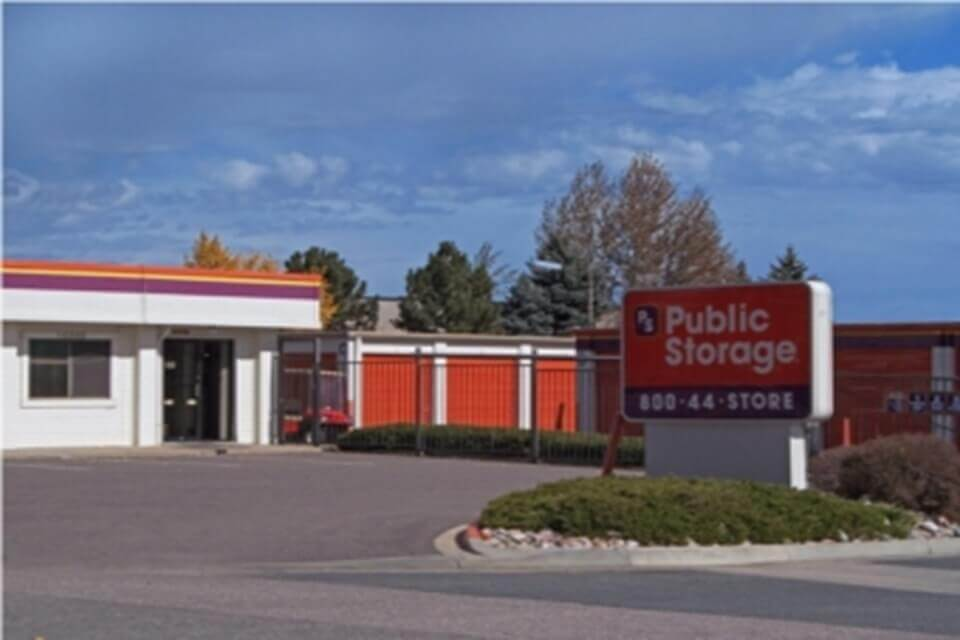public storage 10299 centennial road littleton co 80127 exterior