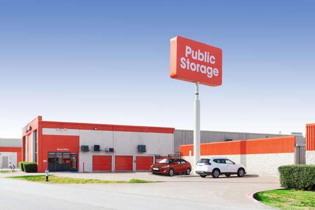 public storage 12075 denton drive dallas tx 75234 exteriorb