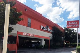 public storage 2415 mangum road houston tx 77092 1 exterior 1a