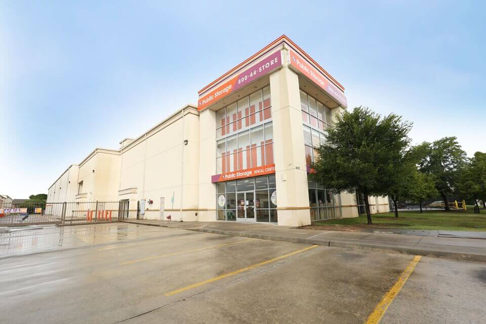 public storage 8430 gulf freeway houston tx 77017 exterior